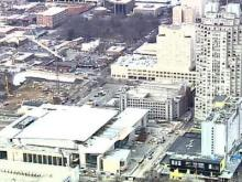 Raleigh Looks at Site for Amphitheater