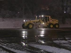 As for the wintry weather heading this way Thursday, DOT does not plan to move any trucks out of Person County.
