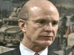 Army Secretary Pete Geren