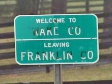 Wake-Franklin County Line to Move After Laying Still for Nearly 100 Years