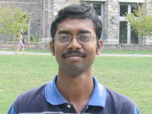 Abhijit Mahato, 29, a Duke University Ph.D. engineering candidate from India, was shot to death at an apartment complex. (Photo used by permission from Duke University.)
