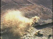 Cell Phone Video of Water-Main Break