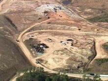 'Controversial' Landfill Opens in Holly Springs