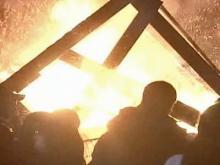 Duke, Durham Fire Officials Look Into Post-Game Bonfire