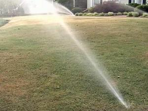 The Raleigh City Council last week voted to implement Stage 2 water restrictions Friday, Feb. 15, 2008.