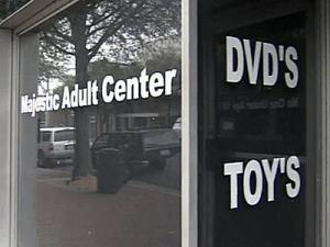 Business neighbors along Tarboro's Main Street are opposed to the Majestic Adult Center, an adult bookstore slated to open in the area.