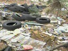 Trash Littering Roadsides Despite Efforts to Keep the State Clean
