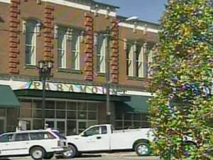 The re-built Paramount Theatre will have its grand opening in downtown Goldsboro on Saturday, Feb. 16, 2008.