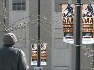 Last year, the CIAA brought in more than $25 million in Charlotte.