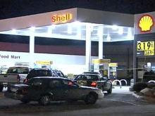 Store Clerk Hospitalized After Shooting; Gunman Sought