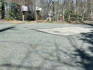 The body was discovered at the intersection of Hillcrest Road and Hillcrest Circle Wednesday morning, March 5, 2008.