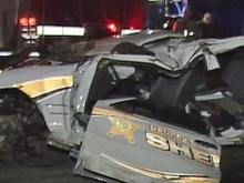 Person County Deputy Hospitalized After Chase, Crash