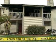 Apartment Fire Displaces Raleigh Residents