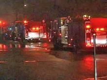 Raleigh Apartment Fire Displaces up to 10