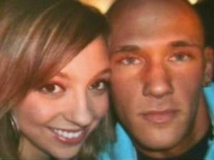 Stephen Loweke and Robyn Cockrell died when a car flipped into a farm pond on April 8, 2008.