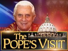 "The theme of Pope Benedict's visit is ""a message of hope,"" and those we've talked with who have either seen Benedict XVI or heard his voice say they ""believe it."""