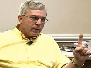 Johnston County Sheriff Steve Bizzell