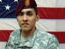 911 calls released as search continues for soldier's killer