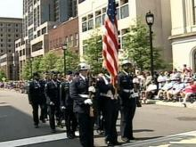 Salute to Our Troops Parade in Downtown Raleigh