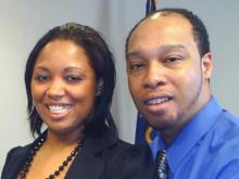 Shannetta Dawn Stone-Wilkins and Keron Wilkins