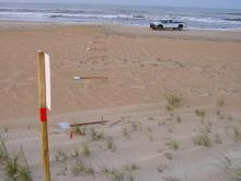 Cape Hatteras beach closure access