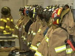 Firefighter generic (coats and helmets)
