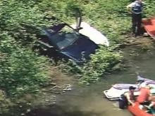 The body of Irina Sergeyevna Yarmolenko was found next to a blue Saturn at the edge of the Catawba River on May 5, 2008.