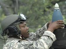 Employers get glimpse of N.C. Guardsmen training for Iraq (Part 2)