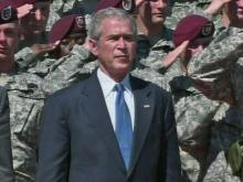 President Bush at Fort Bragg (May 22, 2008)