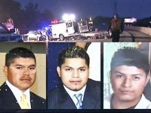 Trio killed in head-on Beltline wreck remembered