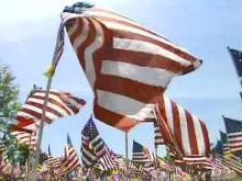Services in Raleigh and across the country honored the price in lives of maintaining freedom on Memorial Day 2008.