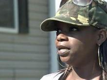Homeowner: Those who painted racial slurs need 'prayer'