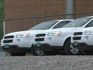 The state's vehicle fleet is used by more than 100 agencies and universities.