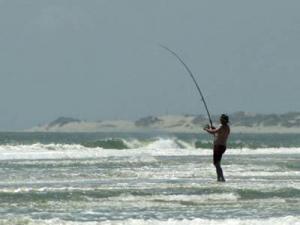 Recreational fishing license sales take dip