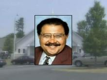 Congregation prays for pastor questioned in wife's death