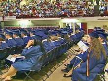 Some grads will sweat out wait for diploma