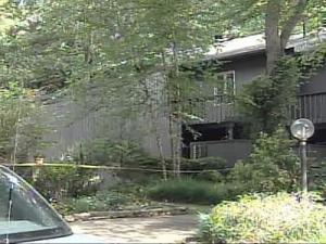 A woman's body was found in the 4000 block of Raleigh's Southwind Drive shortly before 4 a.m. Sunday.