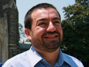 Abdullah Antepli (Courtesy of Duke University)