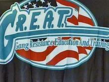 G.R.E.A.T. summer camp teaches gang prevention