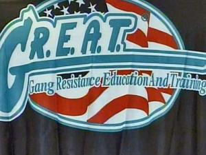The G.R.E.A.T. summer camp, organized by the Durham police, teaches children how to keep out of gangs and deal with social pressures.