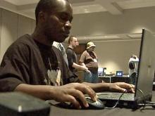 digital game xpo at Wake Tech
