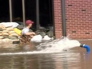 Storms erupted again Wednesday afternoon and continued into Thursday morning in Iowa.