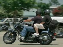 Higher gas prices fuel interest in motorcycle riding