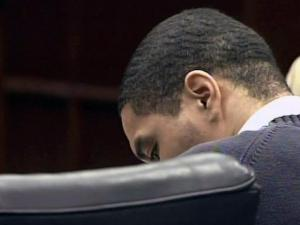 Jakiem Wilson was found guilty of first-degree murder in the Feb. 12, 2007, stabbing death of his wife, Nneka Wilson.