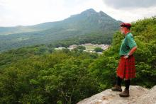 Scottish heritage came alive with athletic competitions, music and dancing at the Grandfather Mountain Highland Games on July 10-13, 2008.