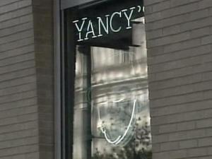 Yancy's restaurant