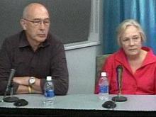 July 18 news conference on Nancy Cooper homicide