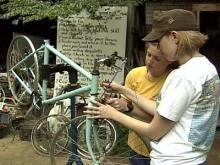 Triangle nonprofit gets old bikes rolling again