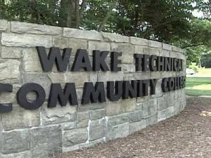 Enrollment up at Wake Tech