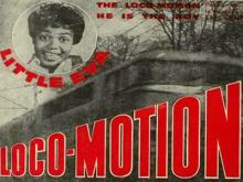 "Little Eva in ""The Loco-Motion"""